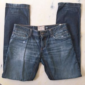 Dolce & Gabbana Sz 33 Super Very Low Rise Jeans L